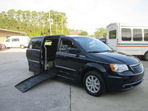 2016 Chrysler Town and Country for sale in Jacksonville, FL