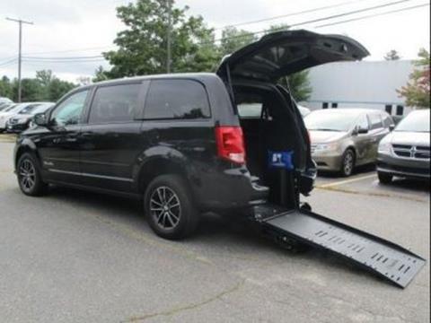 2015 Dodge Grand Caravan for sale in North Attleboro, MA