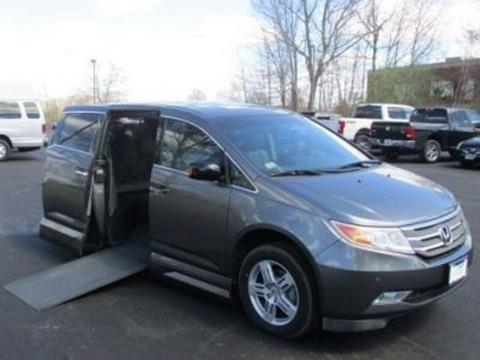2012 Honda Odyssey for sale in Woburn, MA
