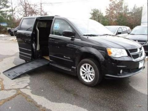 2018 Dodge Grand Caravan for sale in Londonderry, NH