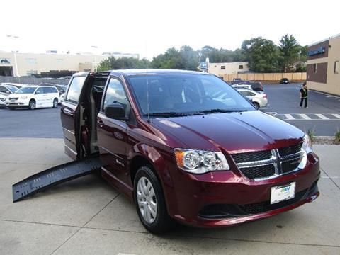 2016 Dodge Grand Caravan for sale in Londonderry, NH