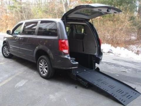 2017 Dodge Grand Caravan for sale in Londonderry, NH