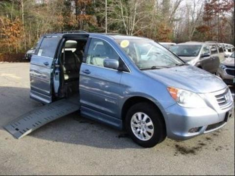 2010 Honda Odyssey for sale in Londonderry, NH