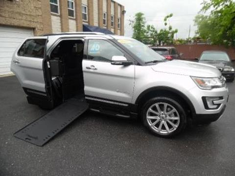 2017 Ford Explorer for sale in Londonderry, NH