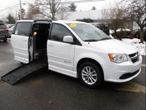 2016 Dodge Grand Caravan for sale in Albany, NY