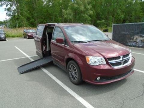2017 Dodge Grand Caravan for sale in Albany, NY