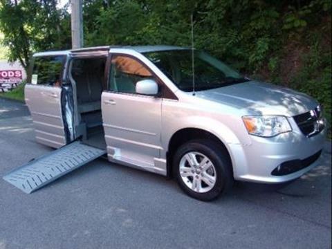 2012 Dodge Grand Caravan for sale in Monroeville, PA