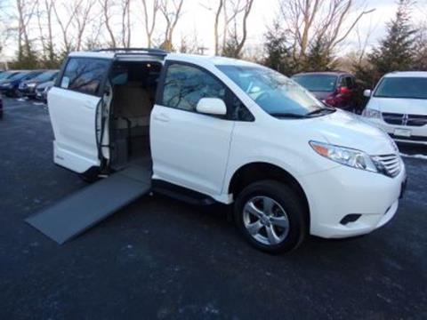 2016 Toyota Sienna for sale in Monroeville, PA