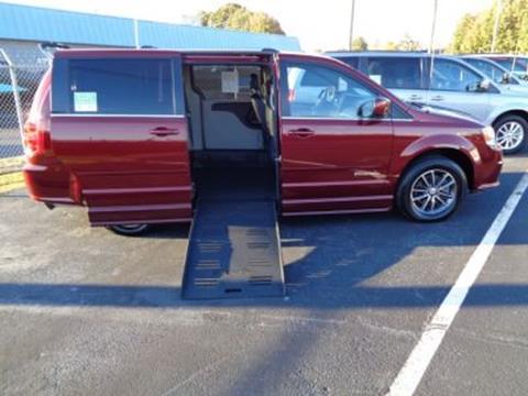 2017 Dodge Grand Caravan for sale in Greenville, SC
