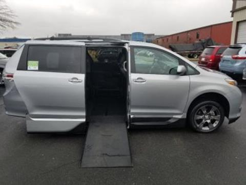 2016 Toyota Sienna for sale in Columbia, SC