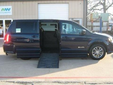 2014 Dodge Grand Caravan for sale in Mesquite, TX
