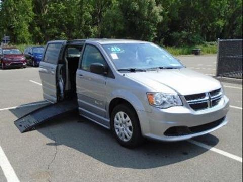 2016 Dodge Grand Caravan for sale in Essex Junction, VT