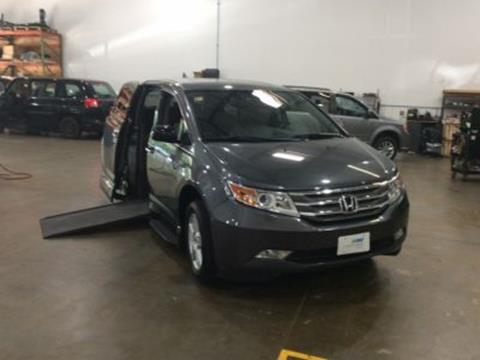 2012 Honda Odyssey for sale in Marietta, GA