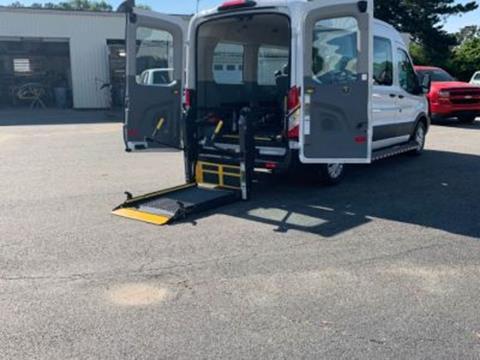 2018 Ford Transit Passenger for sale in Richmond, VA