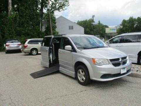 2012 Dodge Grand Caravan for sale in Woodbury, NJ