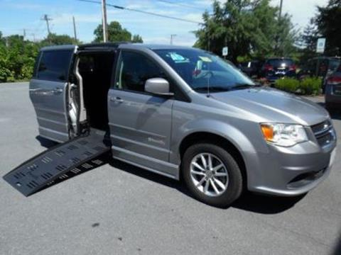 2016 Dodge Grand Caravan for sale in Beltsville, MD
