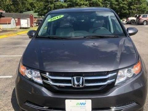 2017 Honda Odyssey for sale in Gallatin, TN