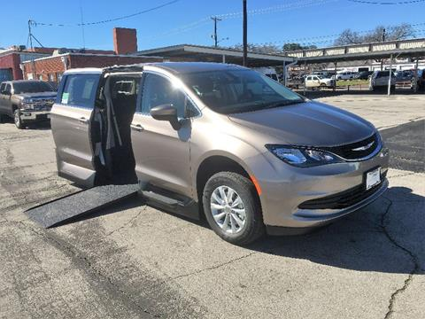 2017 Chrysler Pacifica for sale in Waco, TX