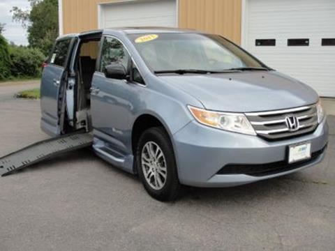 2013 Honda Odyssey for sale in North Attleboro, MA