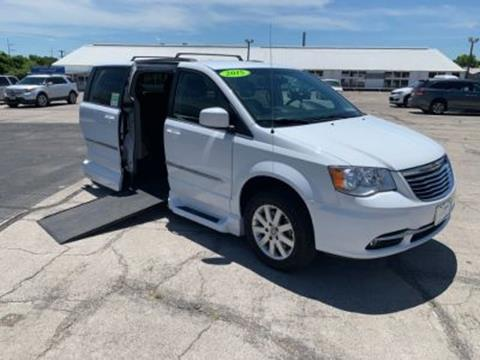 2015 Chrysler Town and Country for sale in Waco, TX
