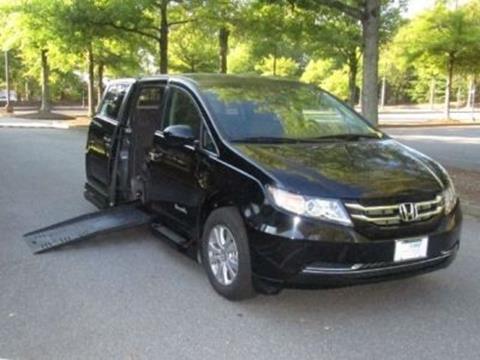 2015 Honda Odyssey for sale in Greenville, SC