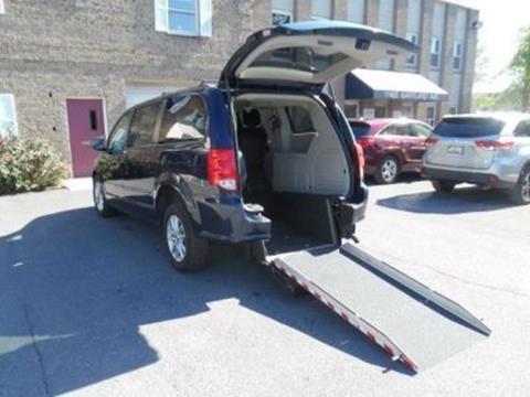 2016 Dodge Grand Caravan for sale in Richmond, VA