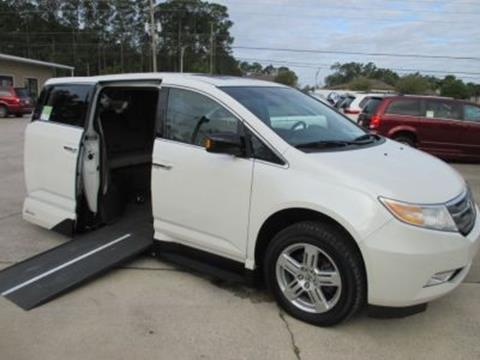 2012 Honda Odyssey for sale in Richfield, OH