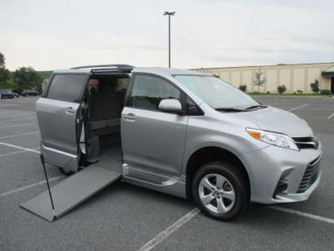 2018 Toyota Sienna for sale in Allentown, PA