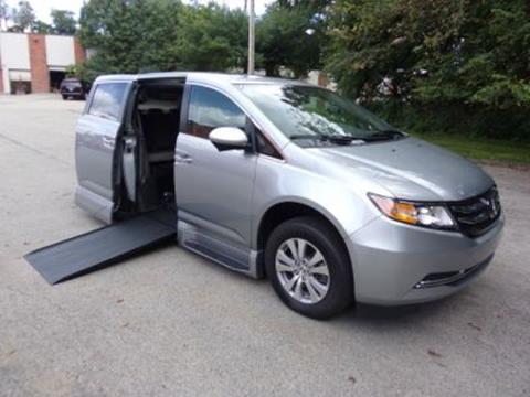 2016 Honda Odyssey for sale in Monroeville, PA