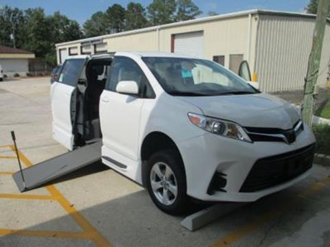 2018 Toyota Sienna for sale in Jacksonville, FL