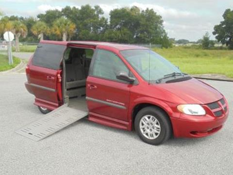 2002 Dodge Grand Caravan for sale in Richfield, OH