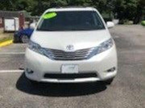 2016 Toyota Sienna for sale in Gallatin, TN