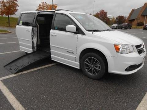 2017 Dodge Grand Caravan for sale in Windsor Mill, MD