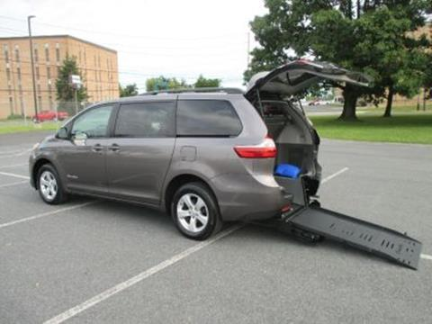 2016 Toyota Sienna for sale in Londonderry, NH