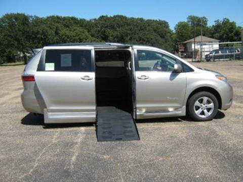 2016 Toyota Sienna for sale in Buda, TX