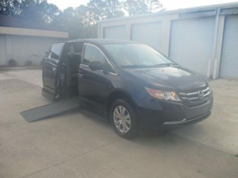 2016 Honda Odyssey for sale in Jacksonville, FL