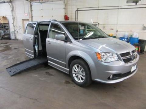 2019 Dodge Grand Caravan for sale in Mesquite, TX