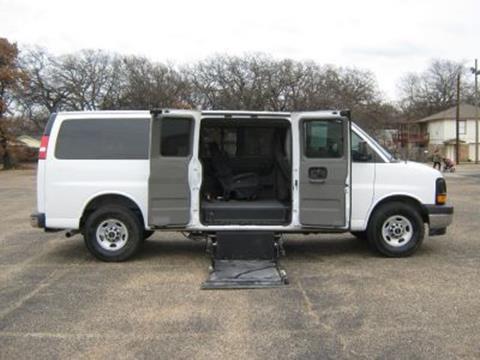 2017 GMC Savana Passenger for sale in Fort Worth, TX