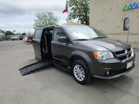 2018 Dodge Grand Caravan for sale in Mesquite, TX