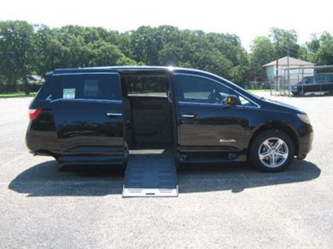 2013 Honda Odyssey for sale in Fort Worth, TX