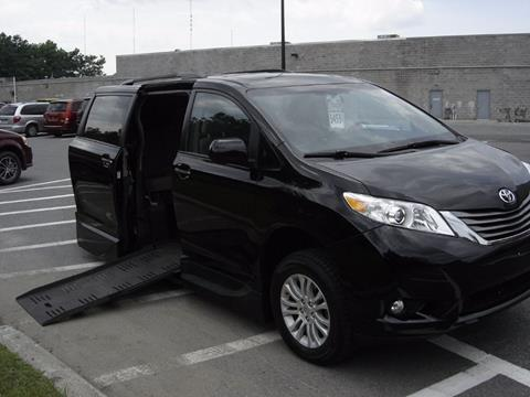 2015 Toyota Sienna for sale in Albany, NY