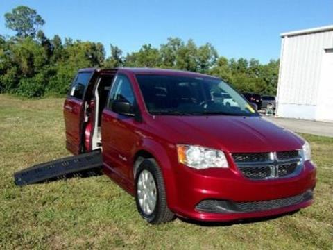 2016 Dodge Grand Caravan for sale in Fort Myers, FL