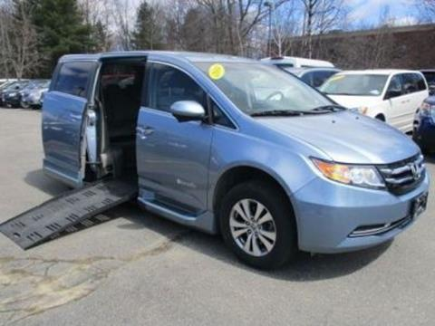 2014 Honda Odyssey for sale in Jacksonville, FL