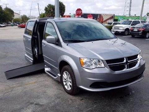 2015 Dodge Grand Caravan for sale in Miami, FL