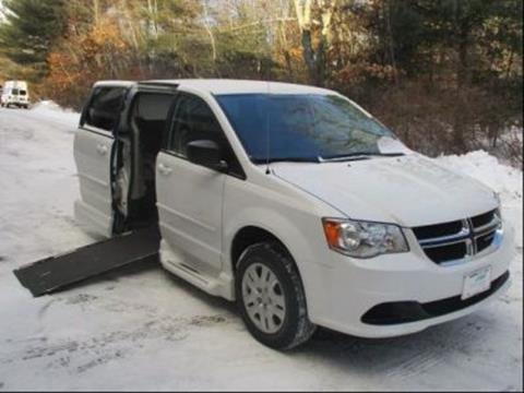 2016 Dodge Grand Caravan for sale in East Hartford, CT