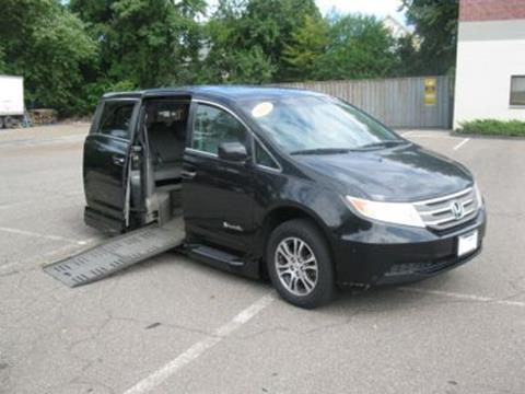 2012 Honda Odyssey for sale in East Hartford, CT