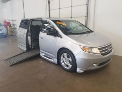 2011 Honda Odyssey for sale in Mesquite, TX