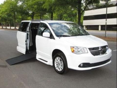 2018 Dodge Grand Caravan for sale in Greenville, SC