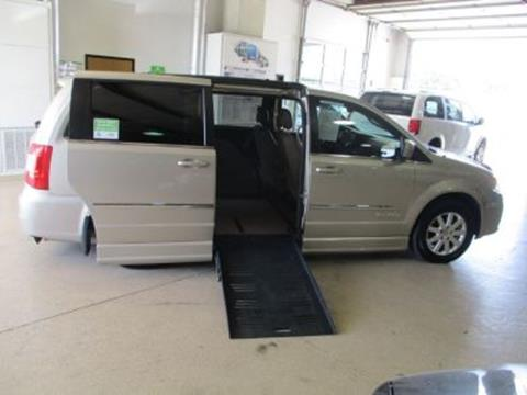 2015 Chrysler Town and Country for sale in Mesquite, TX