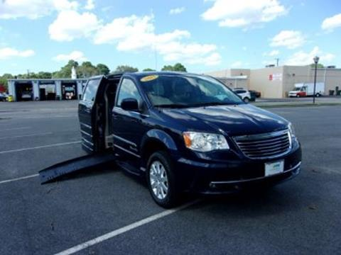 2015 Chrysler Town and Country for sale in Norfolk, VA